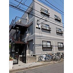 東京都練馬区石神井台1丁目の賃貸マンションの外観