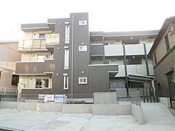 広島県安芸郡府中町宮の町1丁目の賃貸アパートの外観