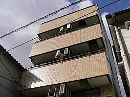 YKヒルズ高殿[4階]の外観