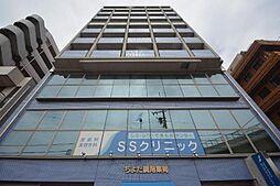 愛知県名古屋市中区千代田3の賃貸マンションの外観