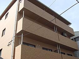 モナハイツ筒井[101号室]の外観