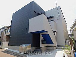 神奈川県相模原市南区文京1の賃貸アパートの外観