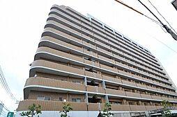 岡山県岡山市北区清輝橋3丁目の賃貸マンションの外観