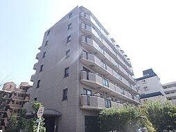 兵庫県神戸市東灘区甲南町1丁目の賃貸マンションの外観