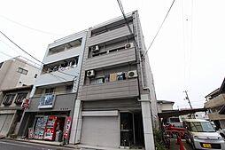 広島県広島市南区旭2丁目の賃貸マンションの外観