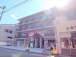 DETOM−1東福寺214[2階]の外観