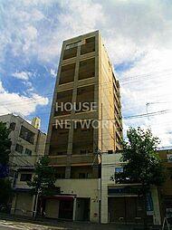 京都府京都市中京区壬生梛ノ宮町の賃貸マンションの外観