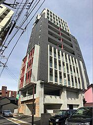 福岡県北九州市戸畑区浅生2丁目の賃貸マンションの外観