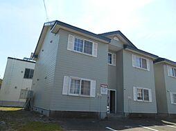 藤川マンションB[1階]の外観