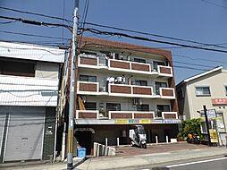 カーサー志水[4階]の外観
