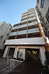 東京都品川区豊町4丁目の賃貸マンションの外観