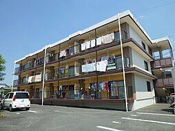 静岡県浜松市中区曳馬2丁目の賃貸マンションの外観