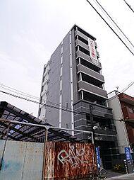 大阪府大阪市北区中津5丁目の賃貸マンションの外観