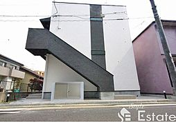 愛知県名古屋市南区豊田1丁目の賃貸アパートの外観