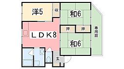 魚住駅 4.4万円