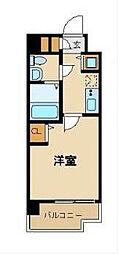 レグラス新横浜駅前[2階]の間取り