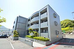広島県広島市安佐南区高取北1丁目の賃貸マンションの外観写真