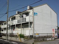 千葉県市原市君塚3丁目の賃貸アパートの外観
