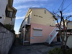 大阪府和泉市観音寺町の賃貸アパートの外観