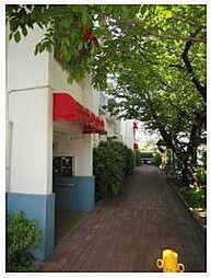 マンション赤関[1階]の外観
