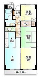 足柄駅 5.7万円