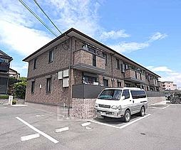京都府京都市西京区御陵内町の賃貸アパートの外観