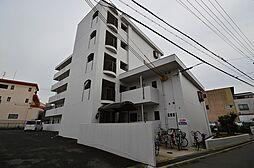 コーポ大喜[4階]の外観