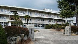 相生市立双葉中学校まで約930m(徒歩約12分)