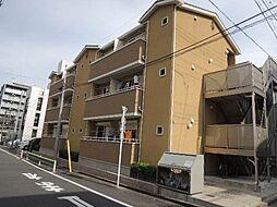 東京都江東区猿江1丁目の賃貸アパートの外観