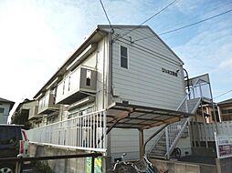千葉県浦安市海楽2の賃貸アパートの外観