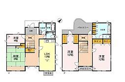 [一戸建] 埼玉県さいたま市南区南浦和2丁目 の賃貸【/】の間取り