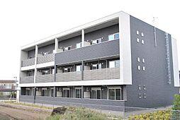 千葉県我孫子市下ヶ戸の賃貸マンションの外観