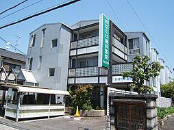 京都府宇治市木幡東中の賃貸マンションの外観
