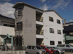 八尾木グリーンハイツ[3階]の外観