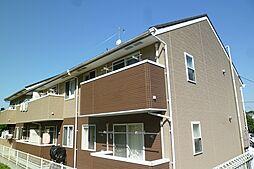 シャインズロード三代弐番館[2階]の外観