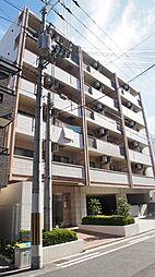 クリーデンス新大阪[6階]の外観