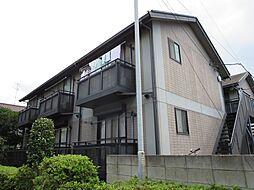 東京都江戸川区北小岩1丁目の賃貸アパートの外観