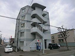 フジトシマンション[4階]の外観
