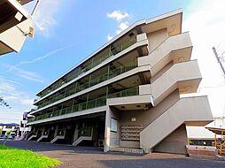 狭山台ハイコーポ B棟[2階]の外観