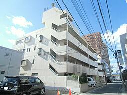 福岡県行橋市宮市町の賃貸マンションの外観