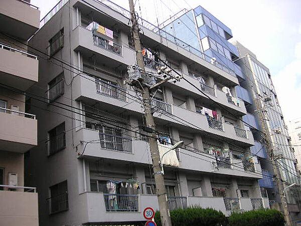 グロリアハイツ[2階]の外観