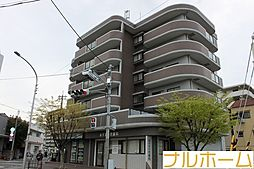 大阪府大阪市平野区喜連東4丁目の賃貸マンションの外観