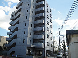 愛媛県松山市東石井4丁目の賃貸マンションの外観