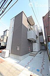 愛知県名古屋市北区志賀町4丁目の賃貸アパートの外観