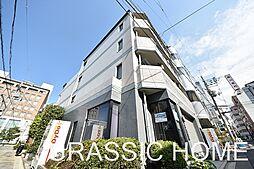 大阪府堺市堺区新町の賃貸マンションの外観
