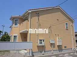 ミニヨン[2階]の外観