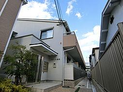 兵庫県神戸市須磨区稲葉町2丁目の賃貸アパートの外観