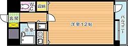 PLEAST光貞台(プレスト光貞台)[3階]の間取り