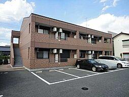 埼玉県行田市富士見町2丁目の賃貸アパートの外観