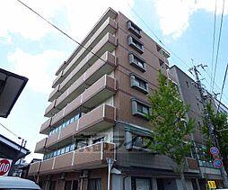 京都府京都市上京区一条通御前通西入西町の賃貸マンションの外観